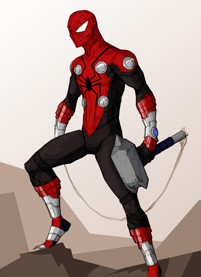 Spiderman series superheroes yaoi pictures