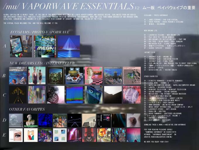 Vaporwave | Know Your Meme