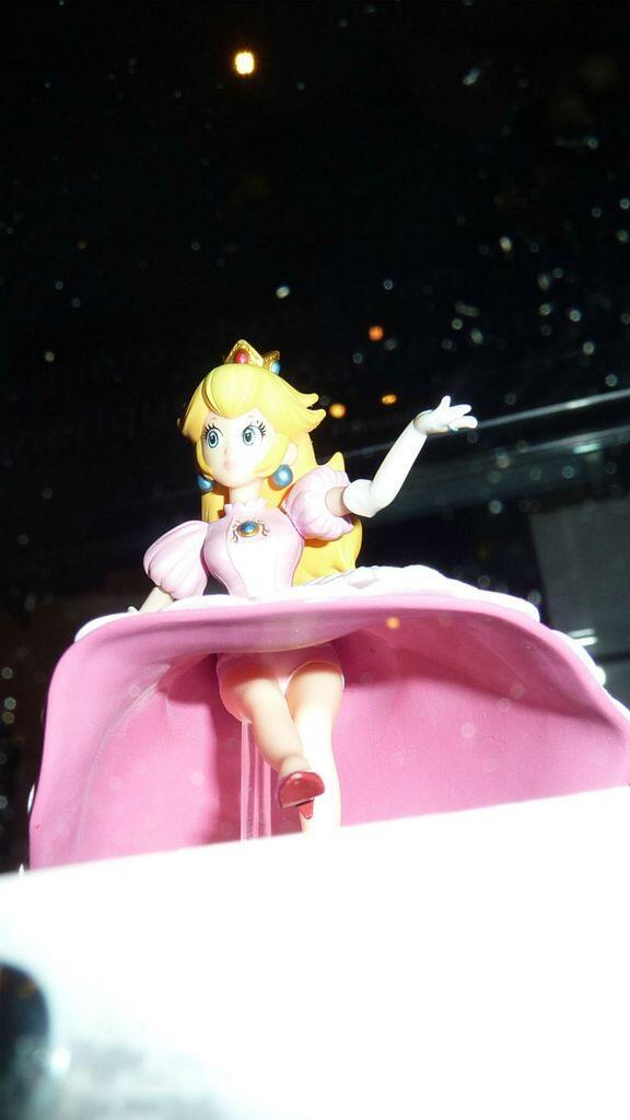 Brawl peach upskirt something also