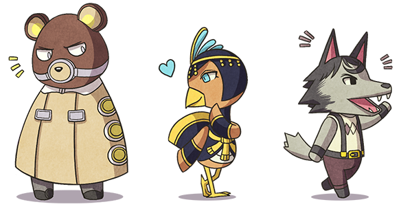 Animal Crossing New Leaf Skullgirls Command Conquer Generals Cartoon Mammal Vertebrate