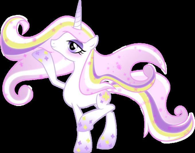 Rainbow Power Fleur De Lis My Little Pony Friendship Is Magic