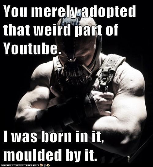 You Merely Adopted The Darkness Know Your Meme