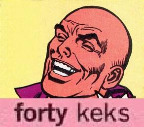 forty keks