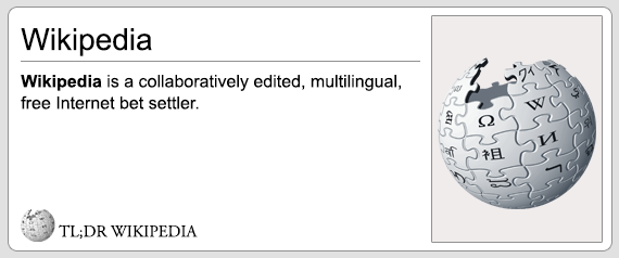 Tldr wikipedia know your meme wikipedia wikipedia is a collaboratively edited multilingual free internet bet settler 274 tlidr ccuart Image collections