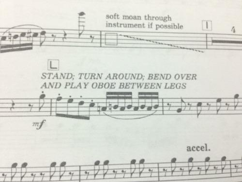 Funny Sheet Music Annotations | Know Your Meme