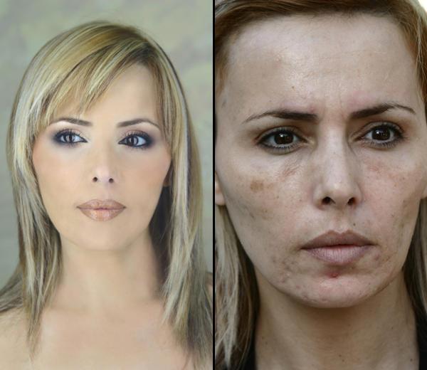 Makeup Transformations | Know Your Meme