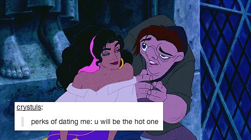 perks of dating me tumblr post