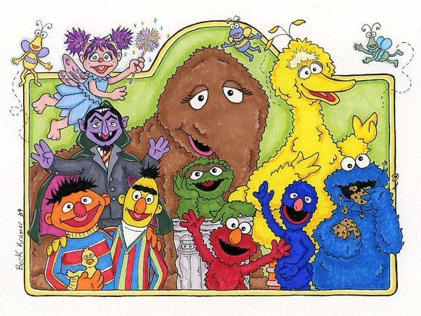 Sesame Street Know Your Meme