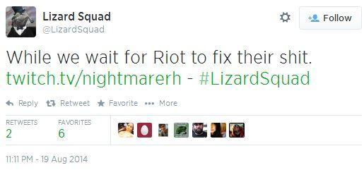 Lizard Squad | Know Your Meme