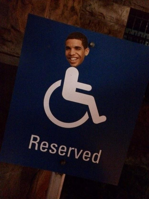 Wheelchair Drake Know Your Meme