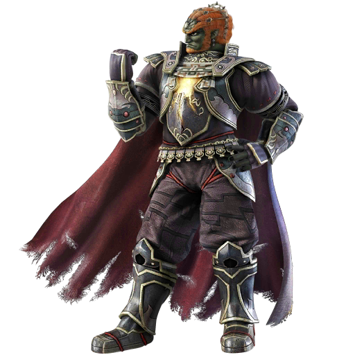 Ganondorf Super Smash Brothers Know Your Meme