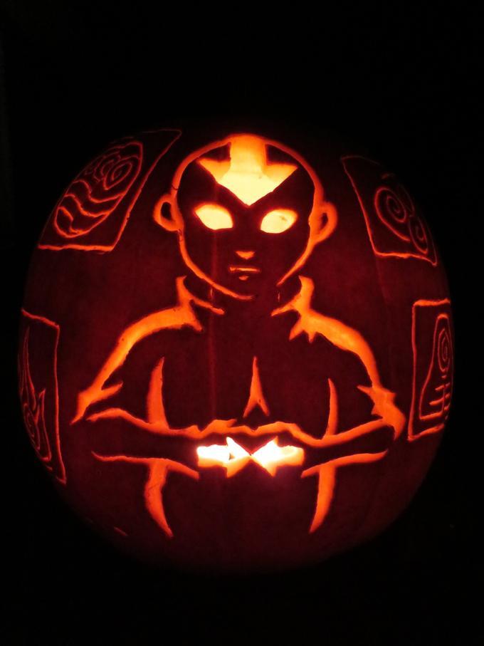 Pumpkin carving art know your meme pumpkin halloween carving jack o lantern calabaza cucurbita maxwellsz