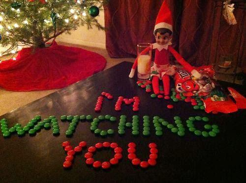 Christmas Memes Elf.I M Watching You Elf On The Shelf Know Your Meme