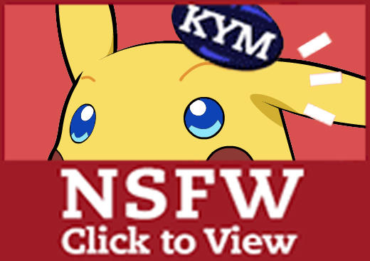 NSFW Pikachu Face | KnowYourMe...