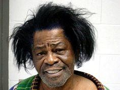 James Brown Epic Bad Hair Day Know Your Meme