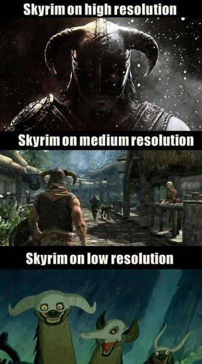 Image - 897101] | The Elder Scrolls V: Skyrim | Know Your Meme