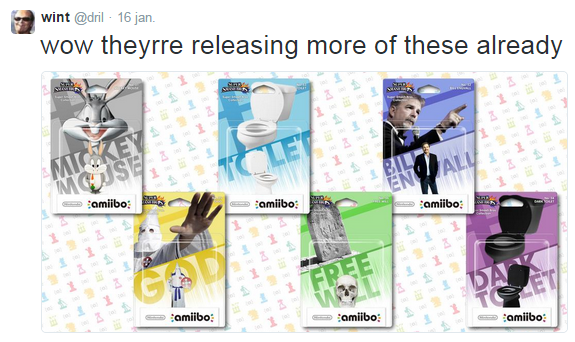 dril leaks wave 5 amiibo dril know your meme