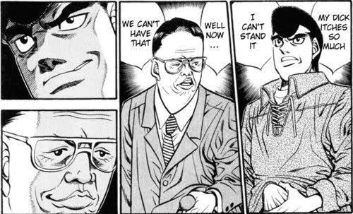 Hajime No Ippo Hentai
