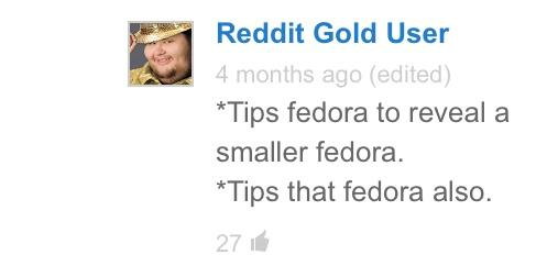Tips Fedora*ception | *Tips Fedora* | Know Your Meme