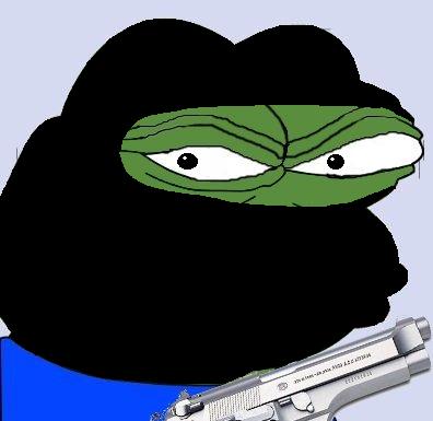 Terrorist Pepe Angry Pepe Know Your Meme
