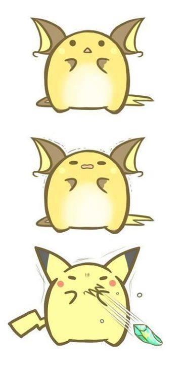 pika chu pokémon know your meme
