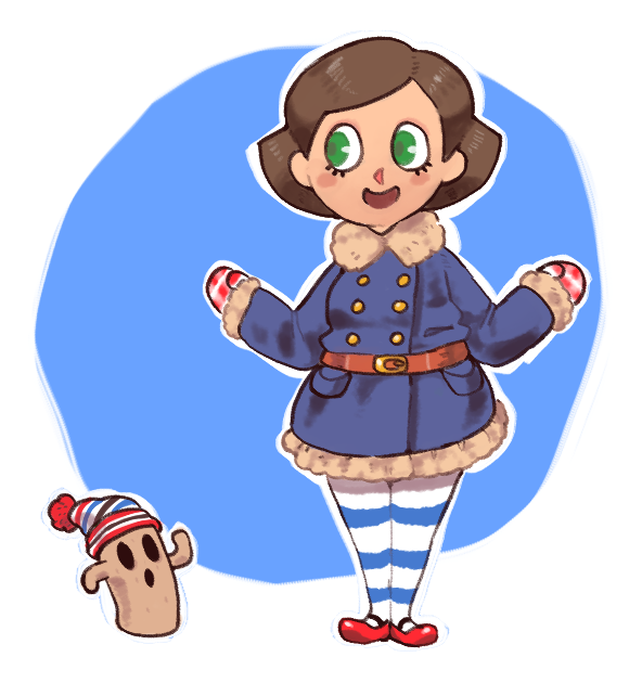 Villager Girl Animal Crossing Know Your Meme