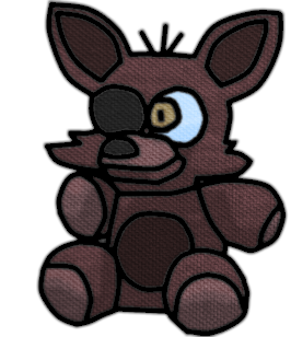 Foxy Plush Drawing Five Nights At Freddy S Know Your Meme