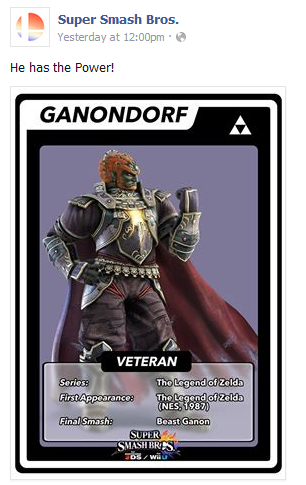 Ganondorf Is He Man Super Smash Brothers Know Your Meme