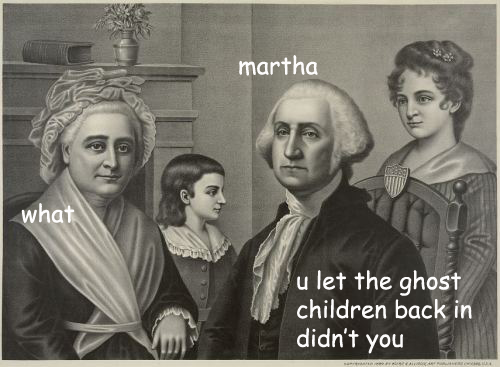 e6d ghost children sassy george washington know your meme