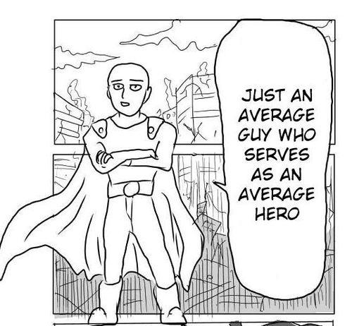 One Punch Man Know Your Meme
