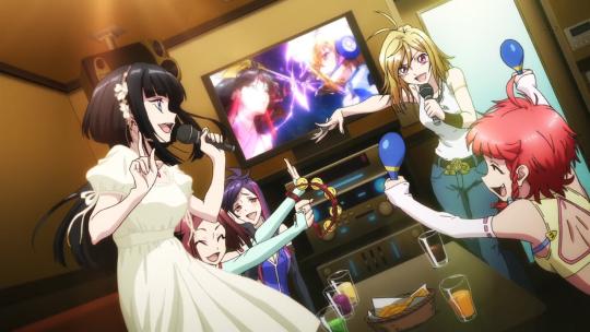 Risultati immagini per karaoke manga