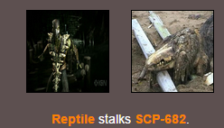 Reptile meets Reptile | Hunger Games Simulator | Know Your Meme