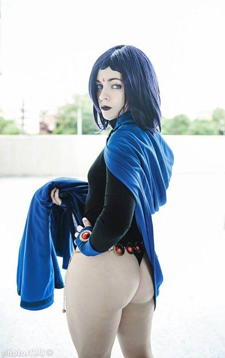 Raven Cosplay By Jackie Cosplay Cosplay Know Your Meme
