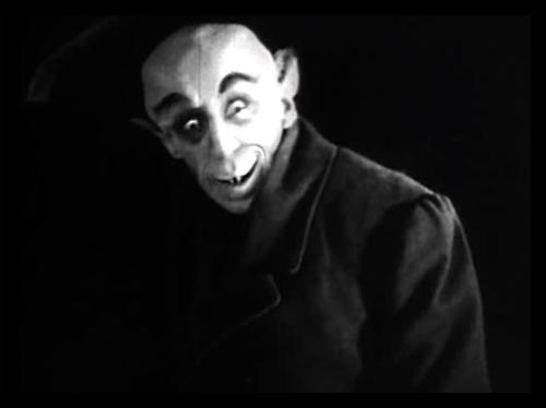 Image result for nosferatu spongebob