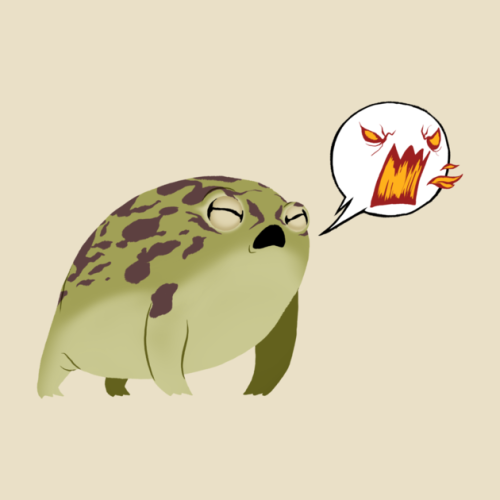A Warrior S Battle Cry The Desert Rain Frog Know Your Meme