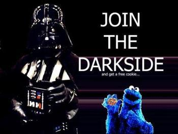 Come To The Dark Side Know Your Meme
