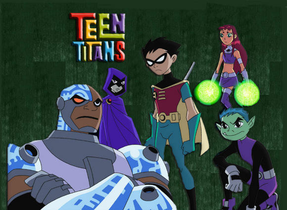 Site titans teen fan raven