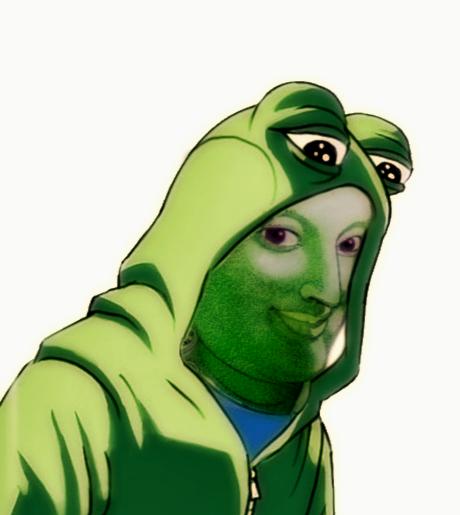 Hera Pepe Smug Frog Know Your Meme