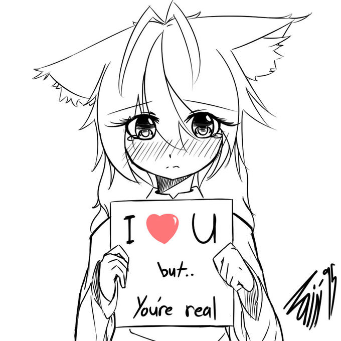 Foxgirl Kitsune Know Your Meme