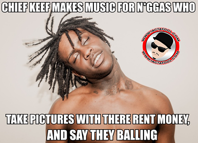 Chief Keef Know Your Meme