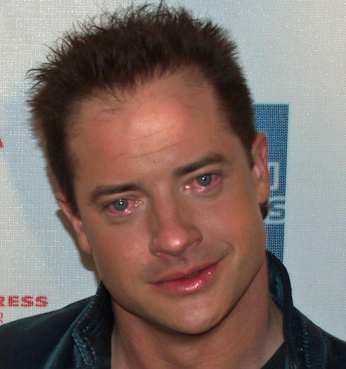 Original edit | Brendan Fraser's Alimony / Just Fuck My Shit Up | Know Your  Meme