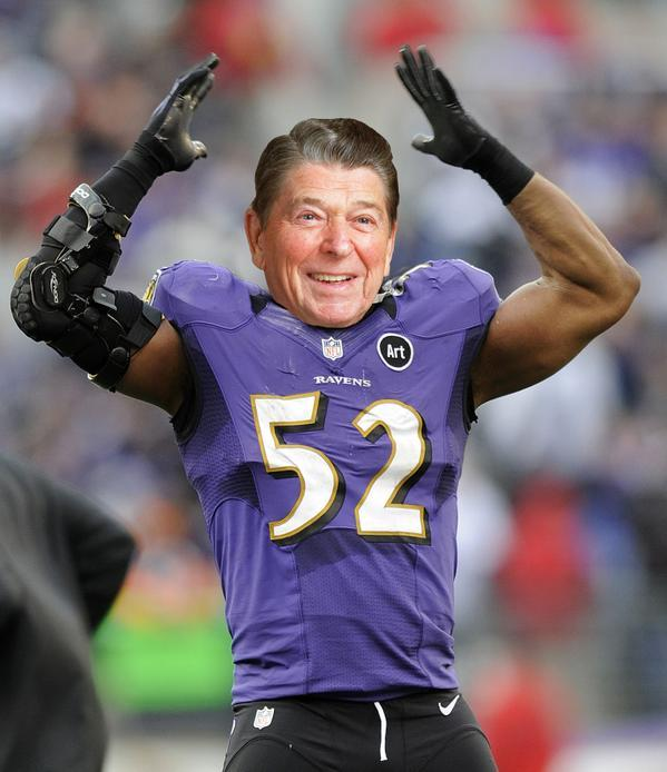 Ronald Of The Baltimore Ravens Ronald Raven Know Your Meme