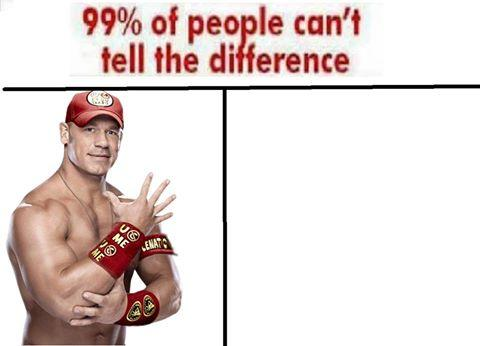 Image result for john cena can't see me