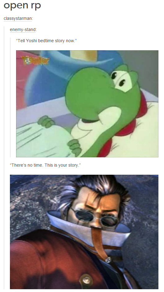yoshi s story final fantasy know your meme