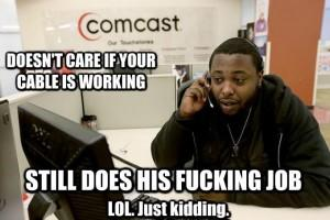 Comcast Customer Service | Still Does The Job | Know Your Meme