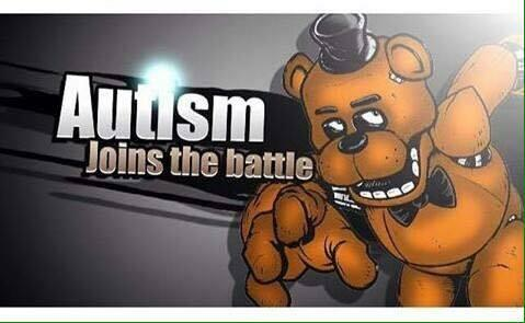 Autism Joins The Battle Super Smash Bros 4 Character