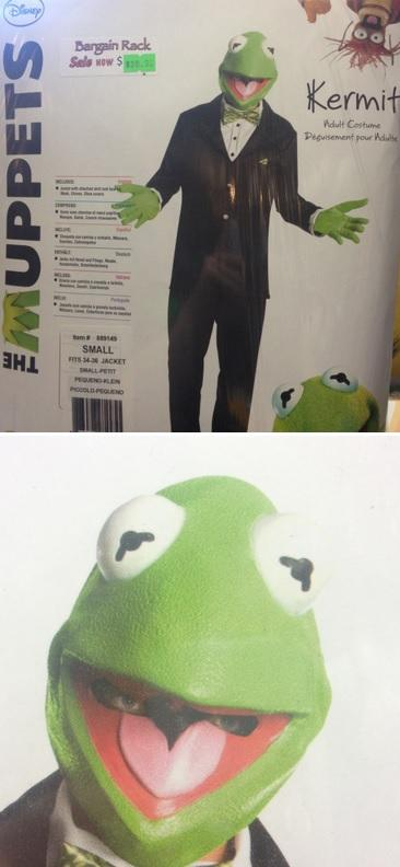 The Horror Kermit The Frog Know Your Meme