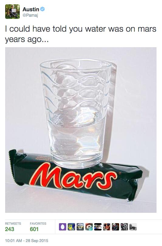 Image result for mars bars meme