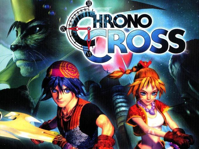 HRONO ROSS TM VI Chrono Cross Chrono Trigger Radical Dreamers pc game