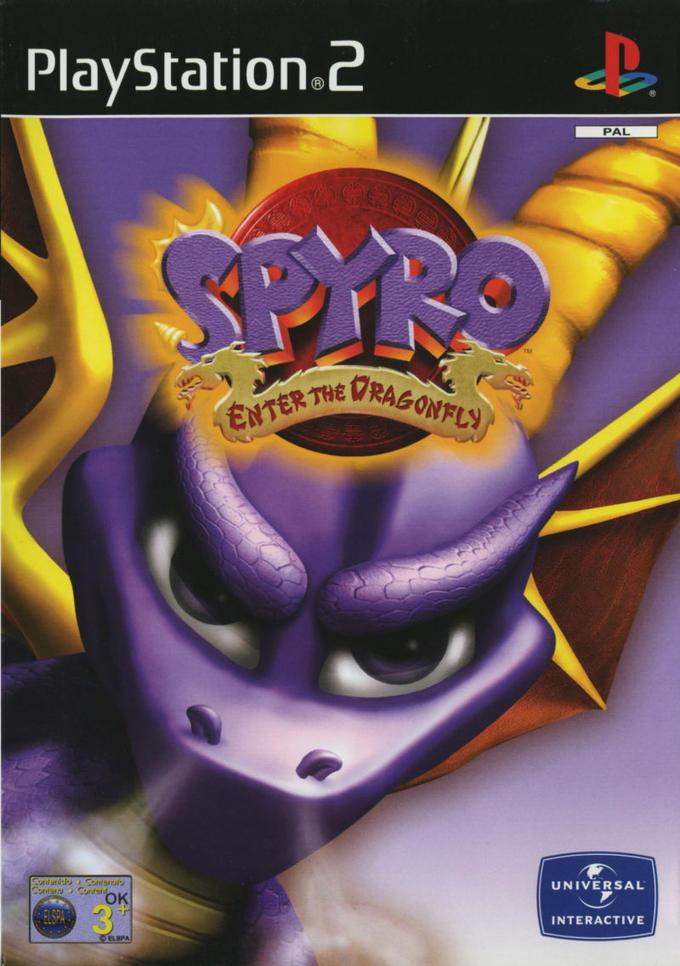 spyro the dragon 1 rom
